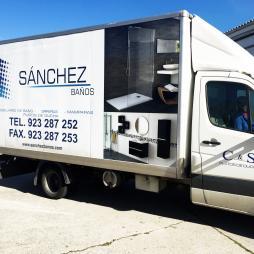 SANCHEZ  BAÑOS, CAMION