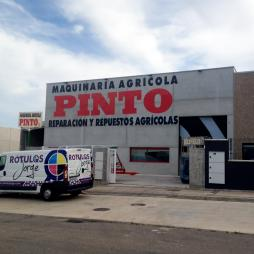 MAQUINARIA AGRICOLA PINTO