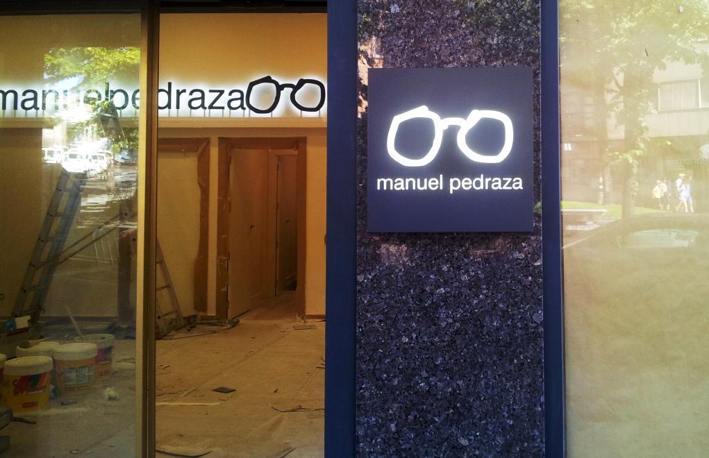 ÓPTICA MANUEL PEDRAZA