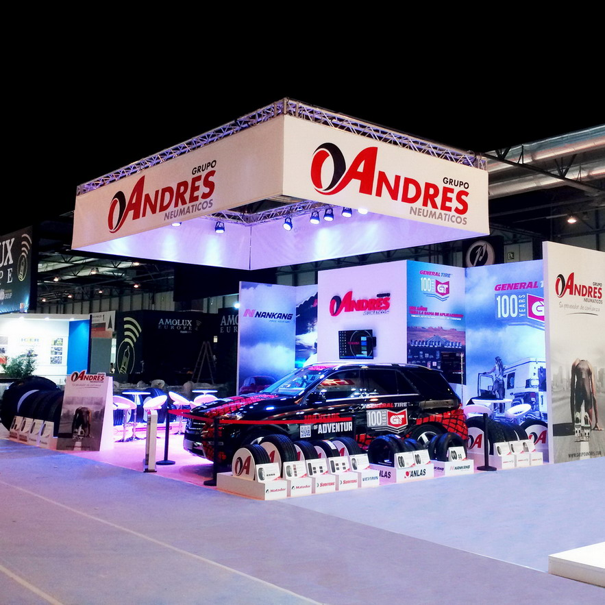 Stands Y Proyectos Especiales